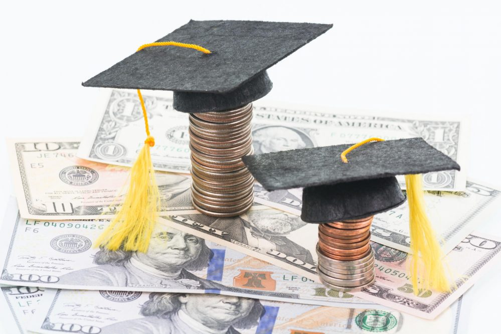 Money for Universities