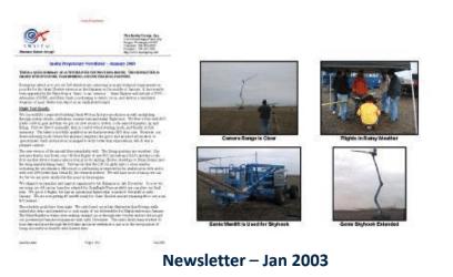 January 2003 Insitu Newsletter